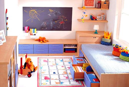 детская компактная мебель