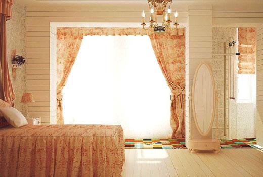 Спальня девушки в стиле прованс