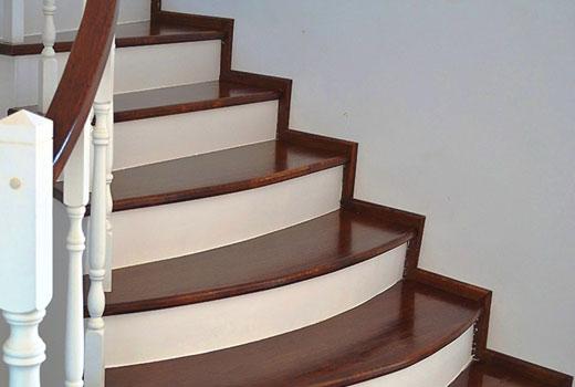 накладка лестница