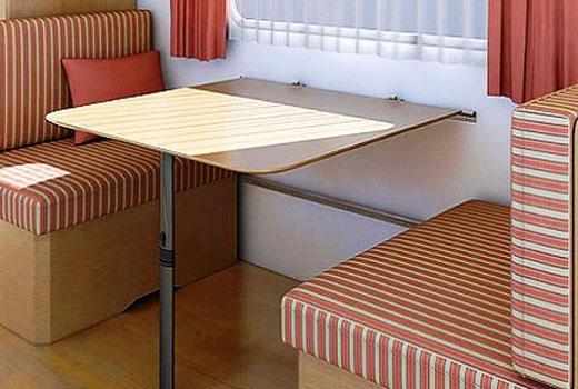 столик-купе в кухне