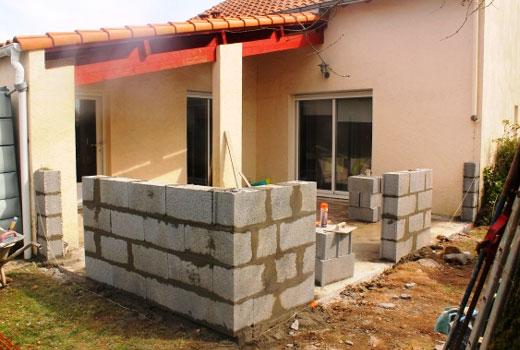 строительство пристройки