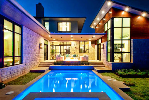 Супер бассейн возле дома