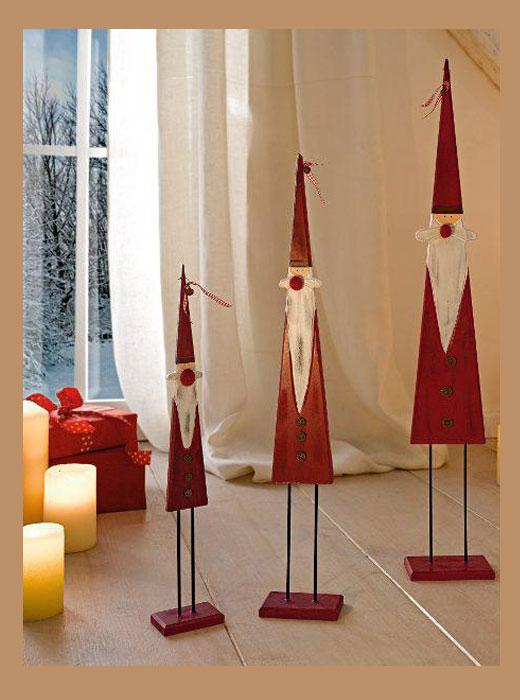 три Деда Мороза своими руками