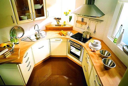 угловая мебель кухня