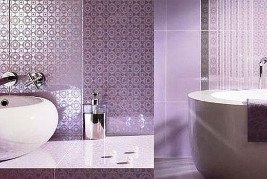 стеновая панель в ванную