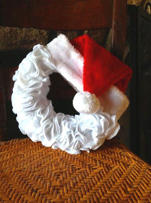 венок Санта
