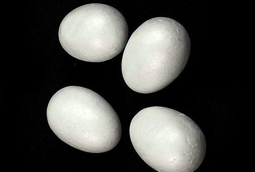 заготовки из пенопласта яйца