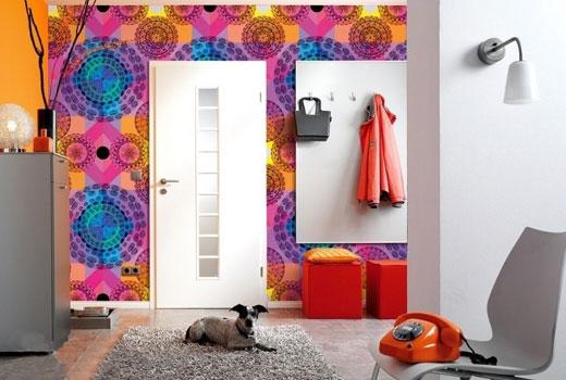 цвет коридора